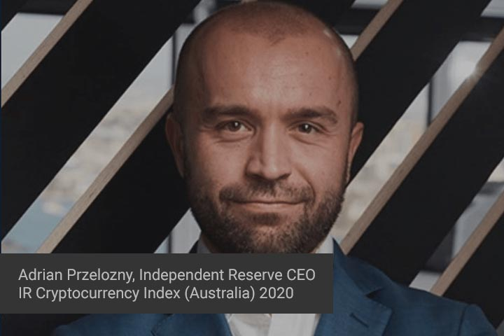 Adrian Przelozny of Independent Reserve